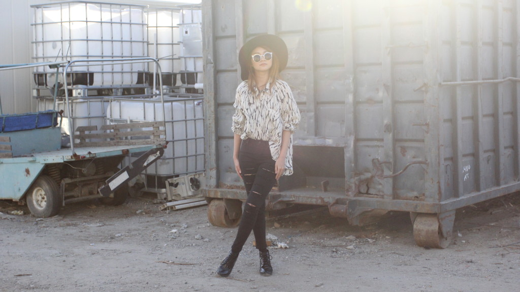 How to Style: Thrifted Pieces | Atsuna Matsui