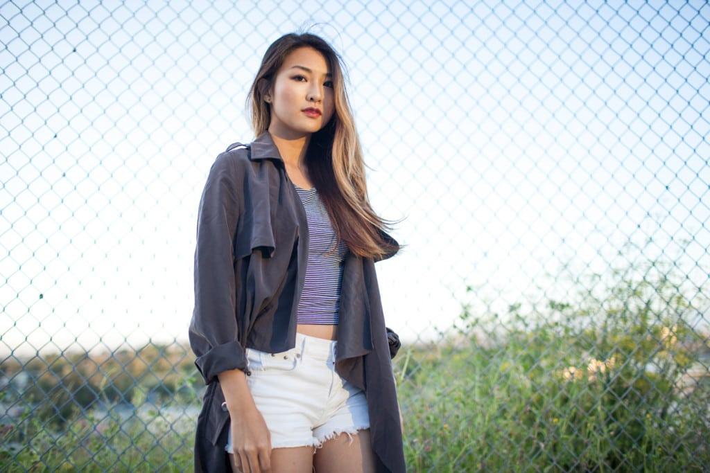 Summer Days of Stripes | Atsuna Matsui
