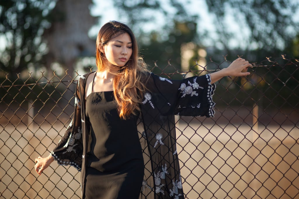 The Elegant LBD | Atsuna Matsui
