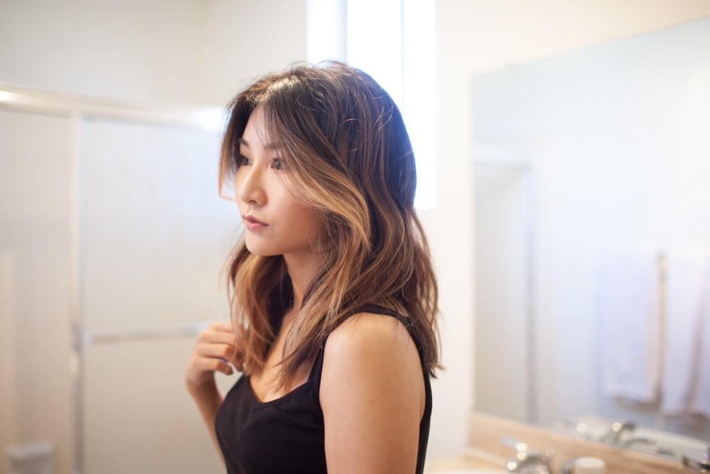 New Hair Calls for New Hair Routine | Atsuna Matsui