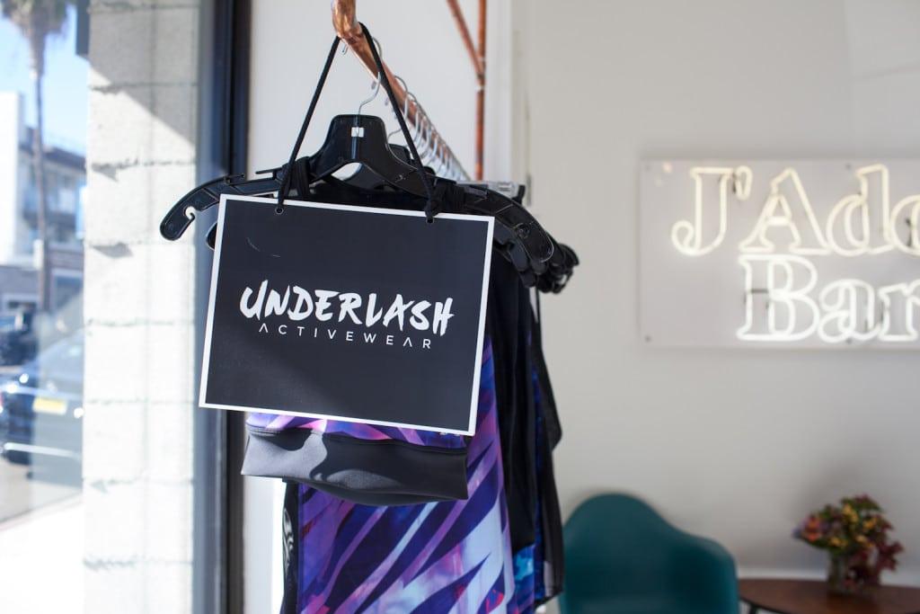 Underlash @ PopPhysique + $500 Activewear GIVEAWAY | Atsuna Matsui