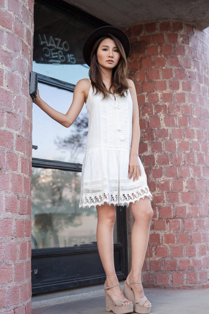 LWD for Little White Dress | Atsuna Matsui