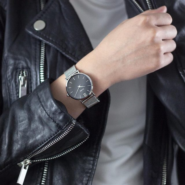 Silvery side of the spectrum with cluse cluse clusewatches