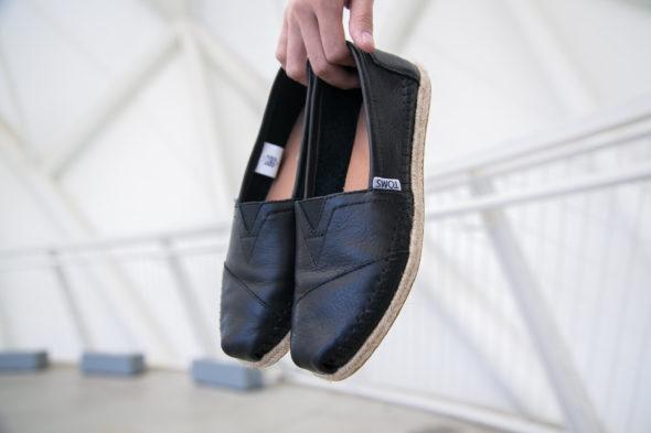 TOMS Sneakers Love | Atsuna Matsui