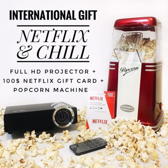 INTERNATIONAL GIFT Ive partnered with my favourite bloggers to givehellip