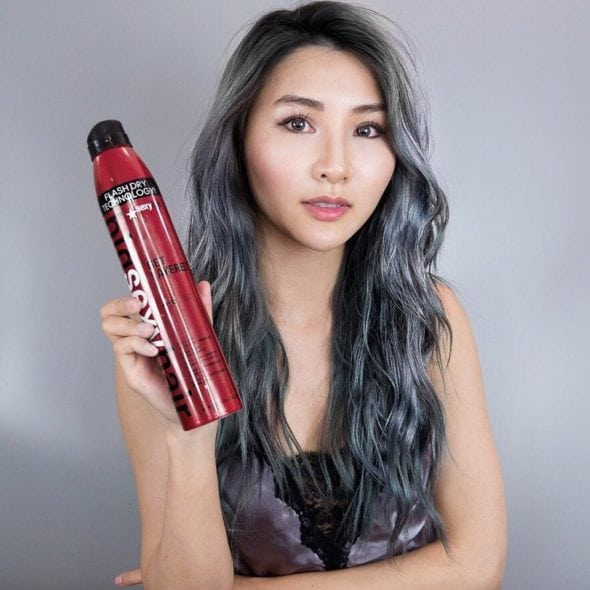 Sexy Hair Products Review | Atsuna Matsui
