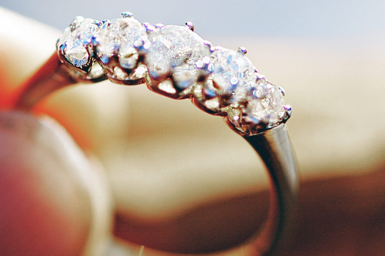How To Keep Your Diamonds Sparkling Like New | Atsuna Matsui