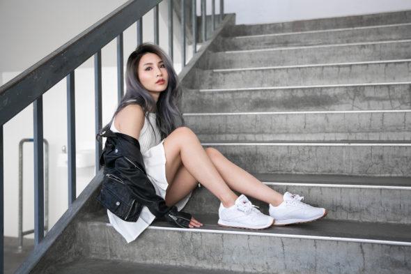 Reebok Classic Leather Shoes | Atsuna Matsui