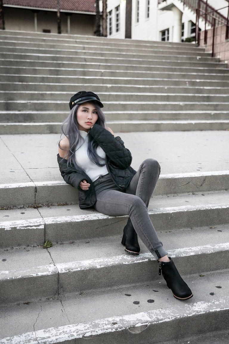 Sorel Boots for Fall | Atsuna Matsui