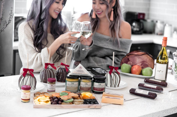 Hickory Farms for the Holidays | Atsuna Matsui