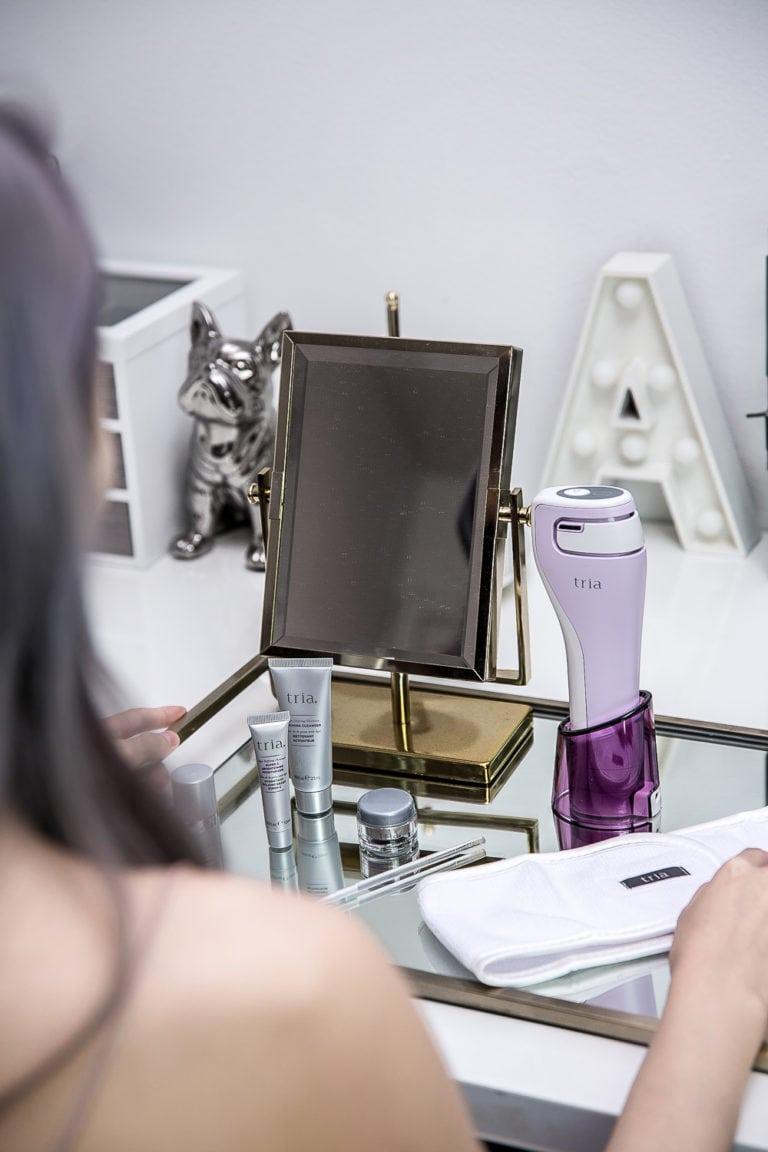 Tria Beauty SmoothBeauty Laser | Atsuna Matsui