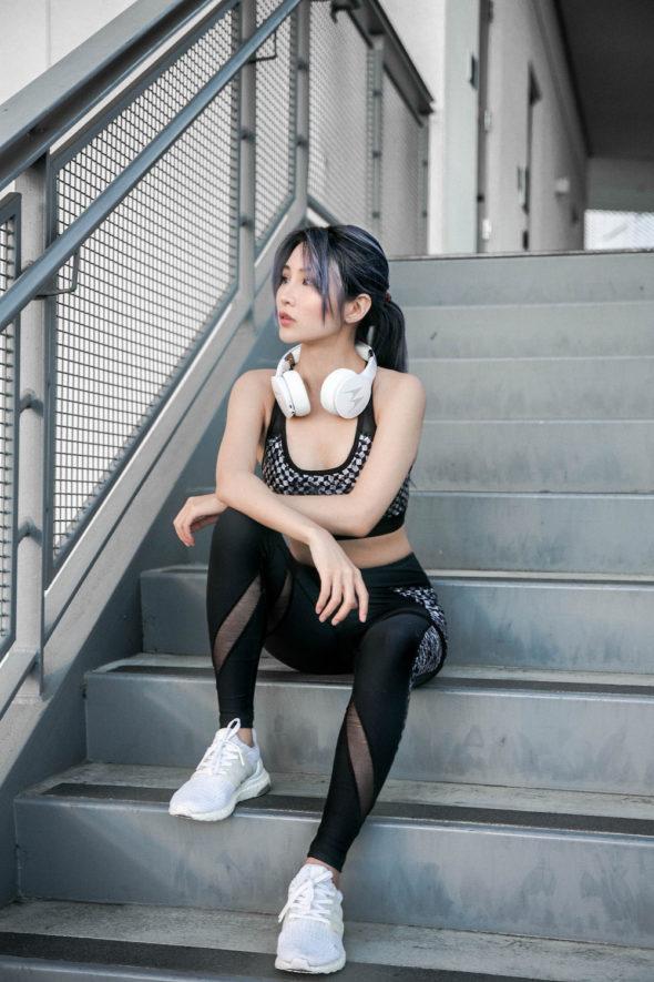 Fitness is a Lifestyle | Atsuna Matsui