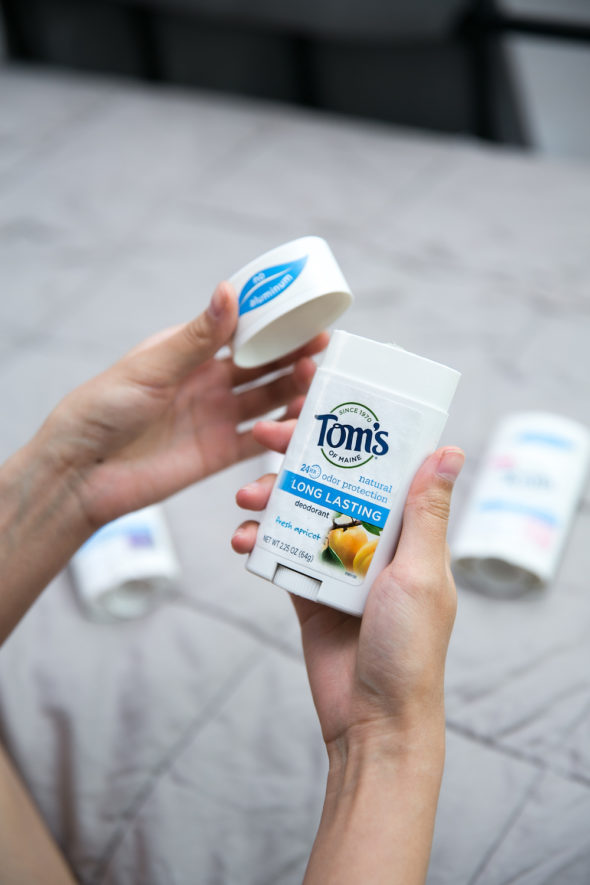 Tom's of Maine Underarm Protection | Atsuna Matsui