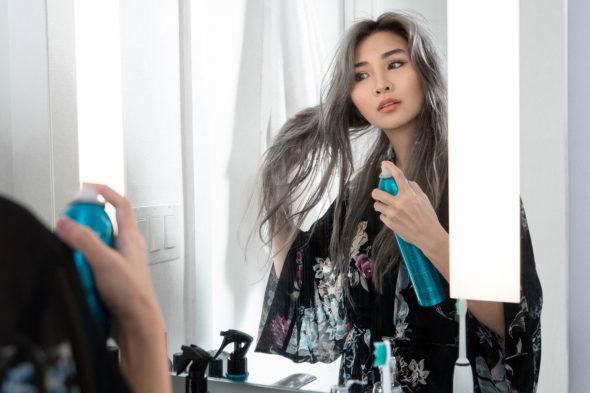 Luscious Hair with Sexy Hair | Atsuna Matsui