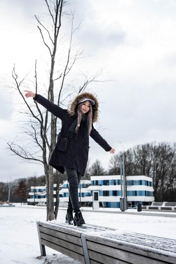 Winter Trip to Hamburg | Atsuna Matsui