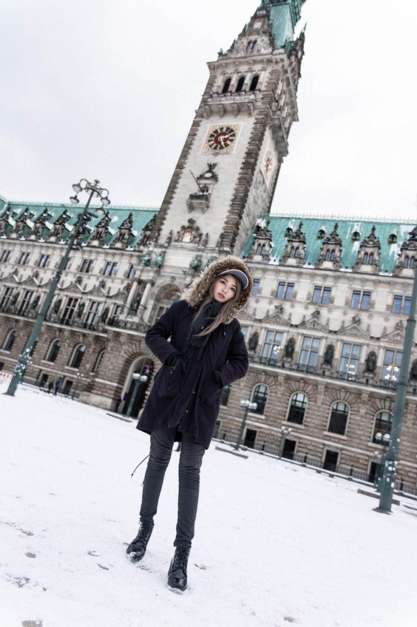 Winter Trip to Hamburg   Atsuna Matsui
