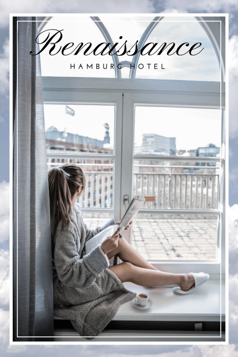 Discovering Hamburg: Renaissance Hotel | Atsuna Matsui