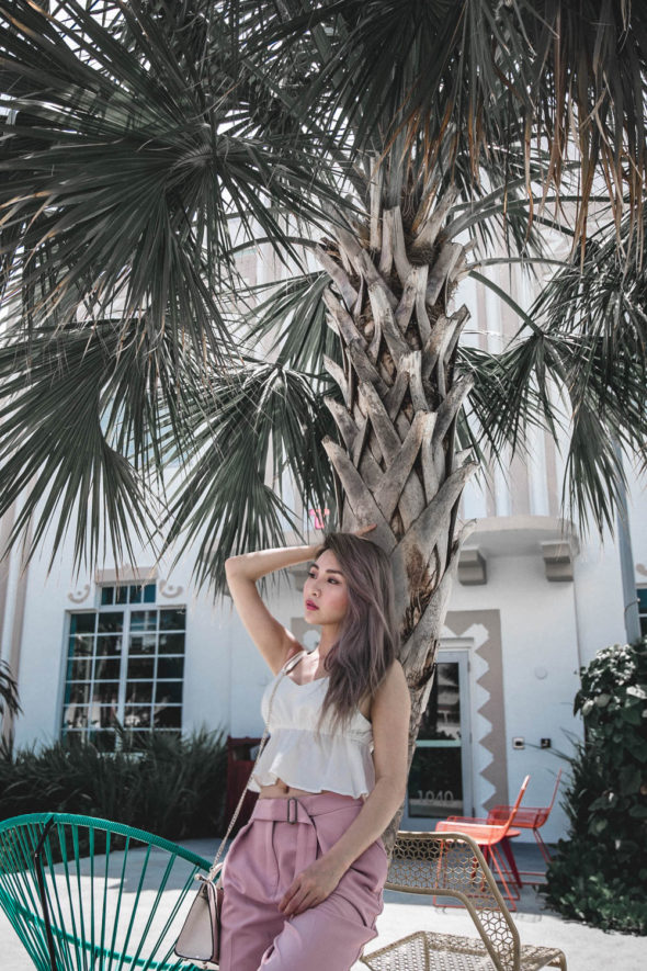 Weekend in Miami South Beach | Atsuna Matsui