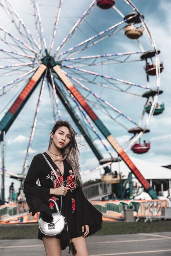 Staying Connected at the Rolling Loud Music Festival with SIMPLE Mobile | Atsuna Matsui