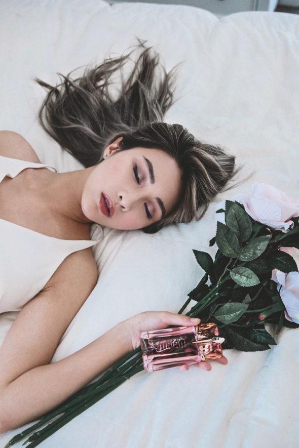 Mugler Fragrance for Spring | Atsuna Matsui
