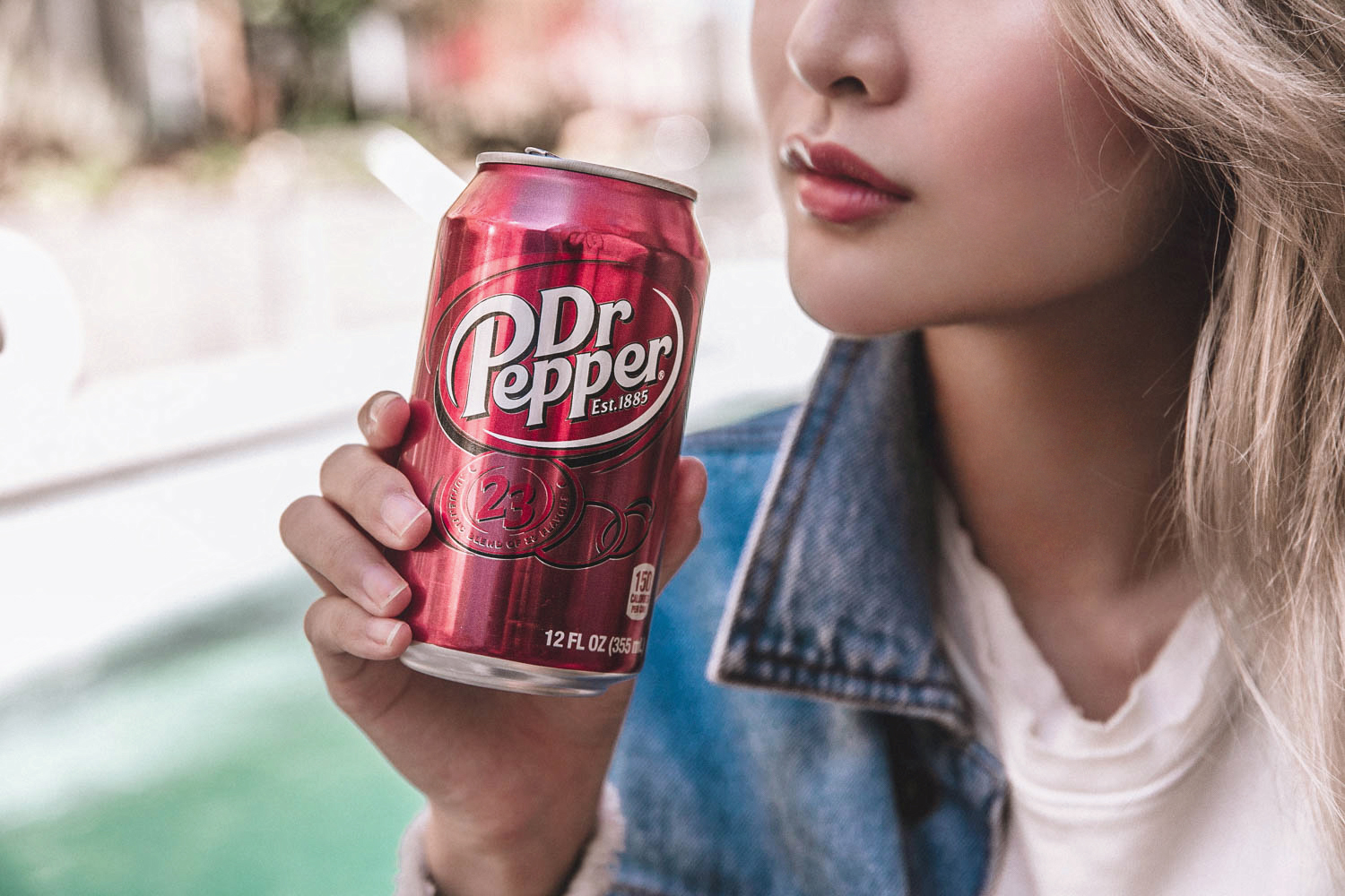 Staying Refreshed with Dr Pepper | Atsuna Matsui
