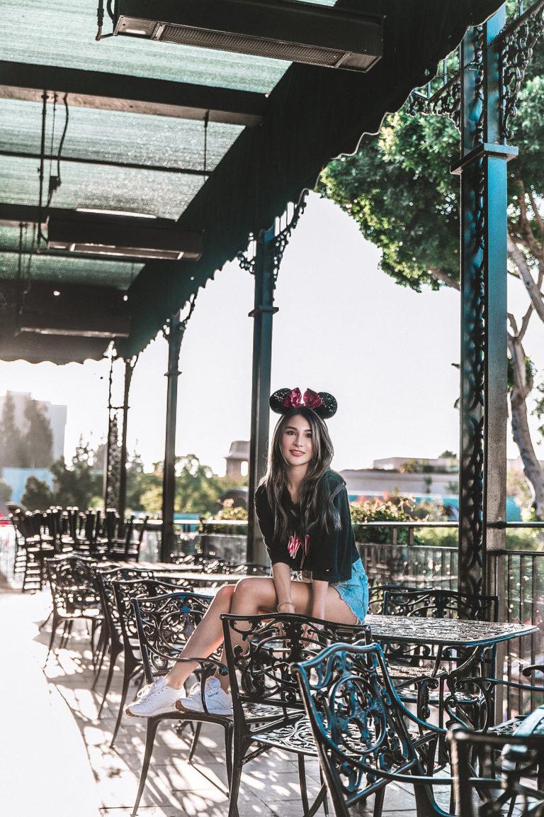 Joyful Day at Disneyland | Atsuna Matsui